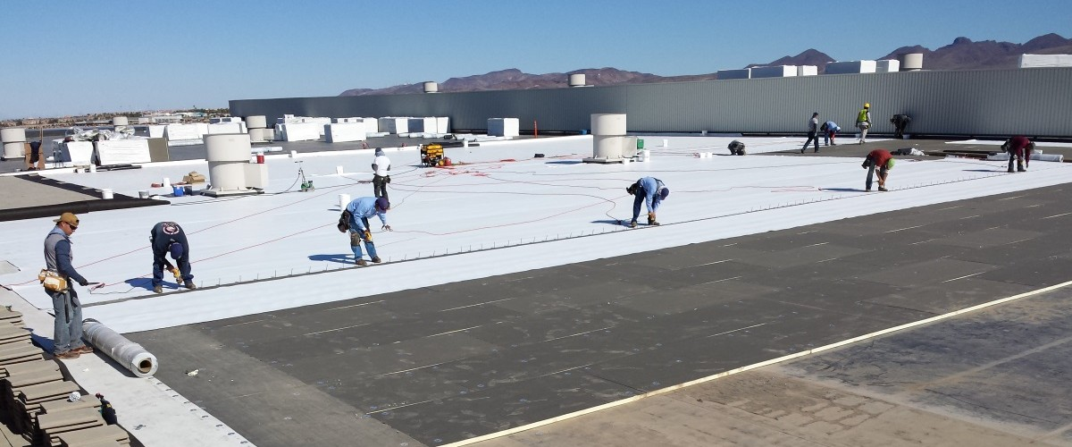 Eberhard Roofing Waterproofing Sheet Metal Solar